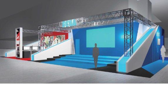 TpGS17台北國際電玩展SEGA舞台5pb.活動 いとうかなこ MINILIVE 1/22