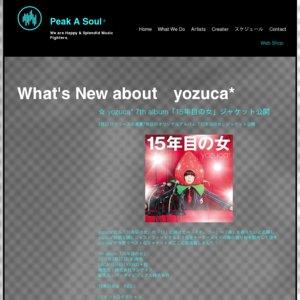 yozuca* LIVE 2017 *15年目の女*