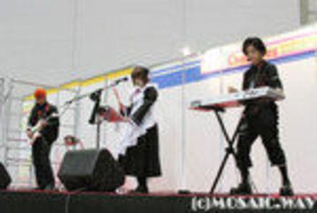 キャラフェス東京2004春 MOSAIC.WAVライブ