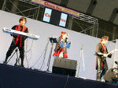 キャラフェス東京2004秋 MOSAIC.WAVライブ