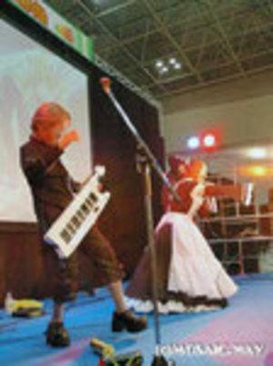 """第14回東京トイフェスティバル We Love """"AKIBA-POP""""!! MOSAIC.WAV LIVE"""