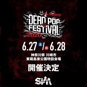 DEAD POP FESTIVAL 2017 2日目