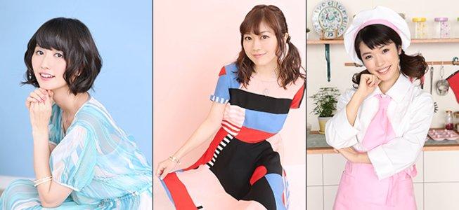 AnimeJapan 2017 1日目 マーベラスブース キラキラ☆プリキュアアラモード トーク&ミニライブ 1回目