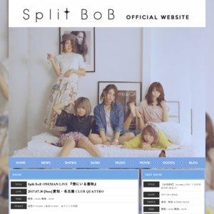 Split BoB ONEMAN LIVE 『傍にいる意味』
