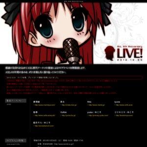 AXL 5th Anniversary Live