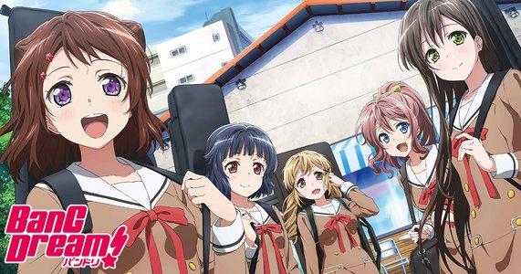 BanG Dream! 完全新作OVA舞台挨拶付先行上映会 神戸国際松竹 9時00分の回