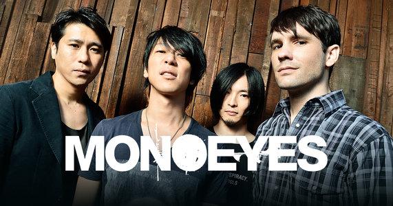 MONOEYES 2nd Albumリリース & 全国ツアー 新木場 1日目