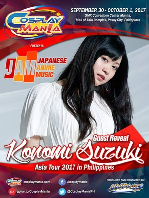 鈴木このみ ASIA TOUR 2017 in Philippines