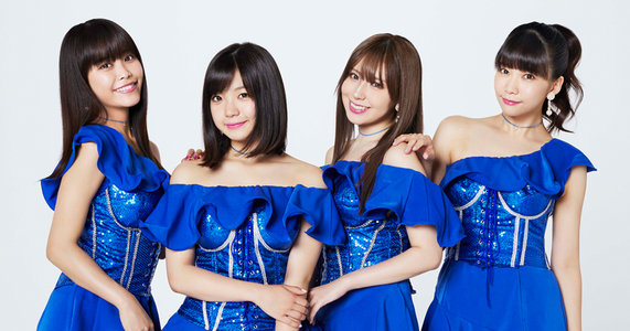 9nine NEWシングル 『SunSunSunrise』リリース記念イベント 東京ドームシティ ラクーアガーデンステージ