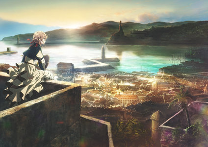 AX 2017 PRESENTS VIOLET EVERGARDEN WORLD PREMIERE