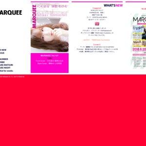 MARQUEE祭Vol.06