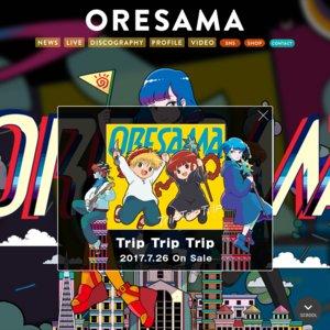 ORESAMA ワンマンライブ 『ワンダーランドへようこそ ~in Sibuya O-WEST~』