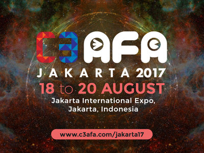 C3 AFA JAKARTA 2017『I LOVE ANISONG ARTISTES APPEARANCE:』