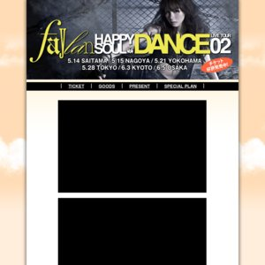 飛蘭 LIVE TOUR 02 -HAPPY SOUL DANCE- 東京公演