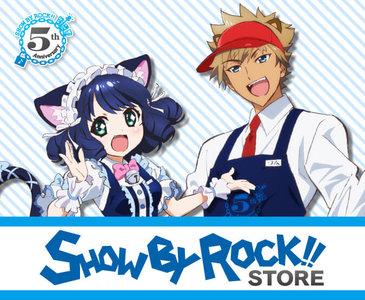 SHOW BY ROCK!!STORE 稲川英里さん(シアン役)のリアルブロマイドお渡し会 2回目