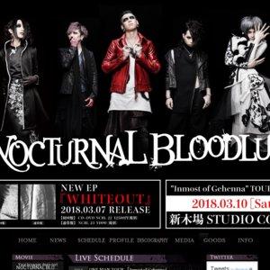 NOCTURNAL BLOODLUST Presents ONE MAN TOUR「Inmost of Gehenna」東京公演2回目