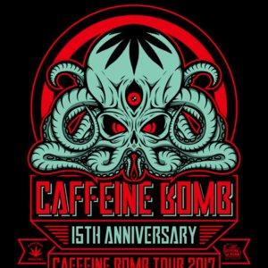 CAFFEINE BOMB TOUR2017@横浜