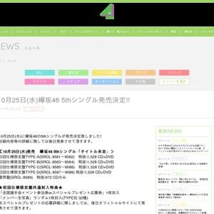 欅坂46 5thシングル発売記念個別握手会 神奈川1回目