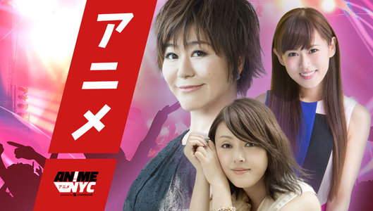 Anime Diva Night powered by Anisong World Matsuri at Anime NYC