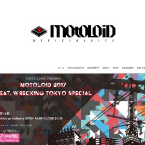 MOTOLOID 2017 FEAT. WRECKING TOKYO SPECIAL