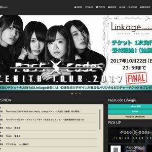 【東京】PassCode ZENITH TOUR 2017 FINAL