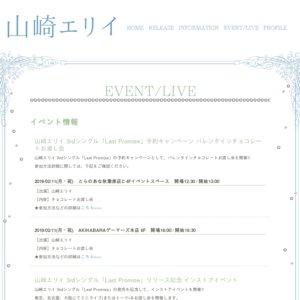 山崎エリイ Concept Concert 2018「millefeuille harmony」