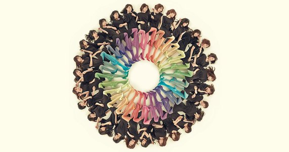 AKB48 9thアルバム「タイトル未定」劇場盤(2018年1月24日 発売)発売記念大写真会 インテックス大阪