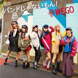 WEGO×バンドじゃないもん!来店イベント@WEGO TOKYO 原宿店