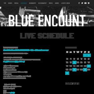 BLUE ENCOUNT TOUR2017-2018 ~VS~ リクエストワンマン 大阪