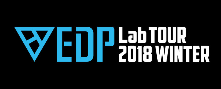 EDP Lab -TOUR 2018 Winter- 大阪公演
