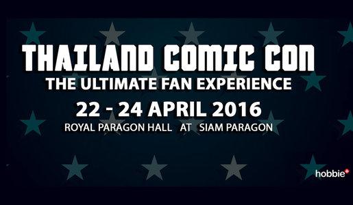 Thailand Comic Con 2017 Opening Ceremony
