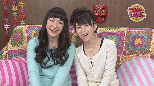 つれゲーVol.9 植田佳奈&桑谷夏子×イケニエノヨルDVD発売記念ファンミーティング 二部