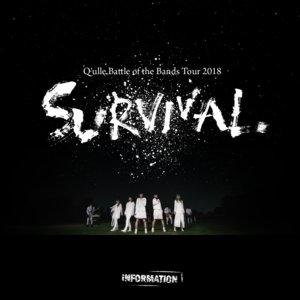 Q'ulle Battle of the Bands Tour 2018「SURVIVAL」岡山公演