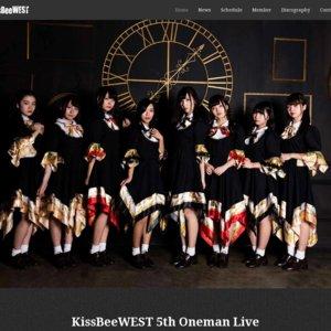 KissBeeWEST 4thシングル 2回目の告白 / RE:GAMEリリースイベント@西宮ガーデンズ