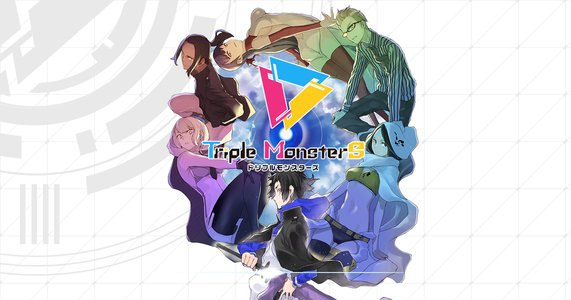 Triple Monsters LIVE -EVOKE-