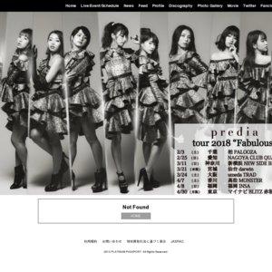 2ndフル・アルバム「ファビュラス」リリースイベント 2/17