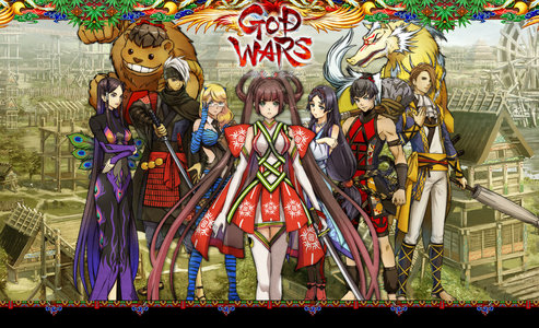 GOD WARS ファン感謝祭