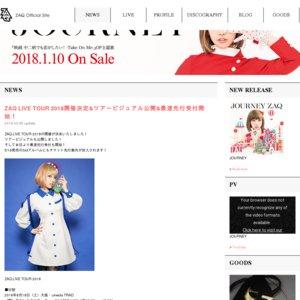 ZAQ LIVE TOUR 2018 愛知