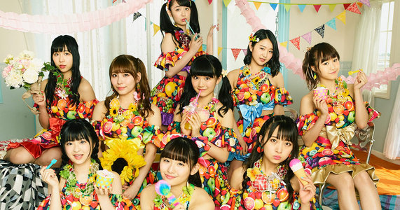 SUPER☆GiRLS LIVE TOUR 2018 大阪公演 1部