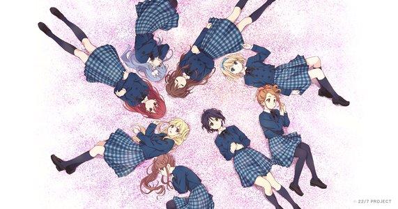 22/7 セカンドシングル『シャンプーの匂いがした』発売記念「個別握手会」6/9<第7部>