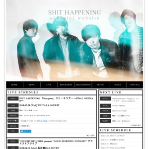 SHIT HAPPENING 10th Anniversary ONEMAN TOUR 東京