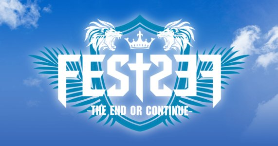 FEST FES~The End or Continue~ Day2
