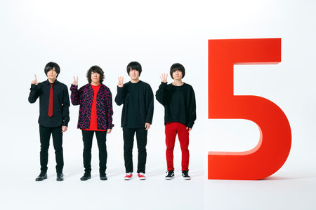 KANA-BOONのGO!GO!5周年!シーズン2  東名阪対バンツアー「Let's go TAI-BAAN!!」(東京公演)