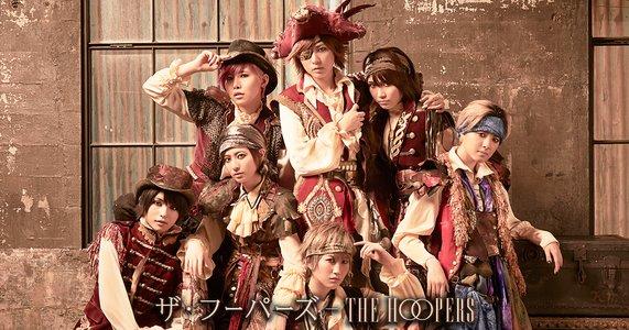 THE HOOPERS 9th Single『ジュエルの鼓動が聴こえるか?』発売記念カウントダウン・イベント 6/2  2部