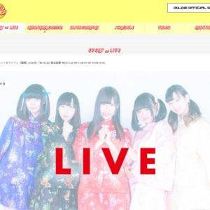 """「MAPLEZ""""原点回帰""""WEST JAPAN CARAVAN TOUR 2018」福岡"""