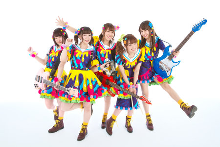 コカ・コーラ SUMMER STATION 音楽LIVE 18/08/08 Poppin'Party