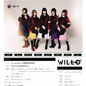 叫び×MAWALOOP presents Milkyway 5days WILL-O' 1st one-man show