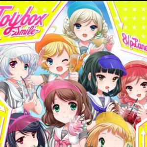 8/pLanet!! MiniAlbum Toybox 〜Smile〜 発売記念イベント カレッタ汐留 1回目