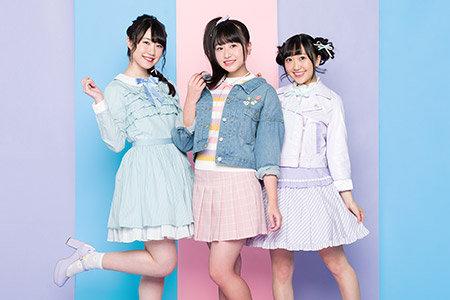 Run Girls, Run!ニューシングル「Go! Up! スターダム!」リリースイベント AKIHABARAゲーマーズ本店