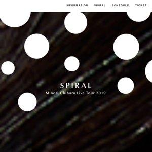 Minori Chihara Live Tour 2019 ~SPIRAL~ 愛知公演
